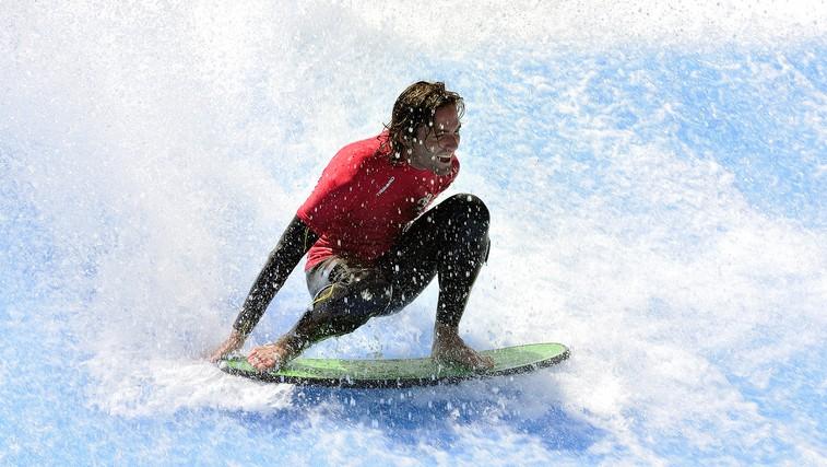 Prihaja 3CityWave - surfanje na valovih sredi Dunaja! (foto: Promocijski material)