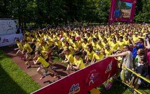 Preko 8.000 tekačic proslavilo 11. dm tek za ženske