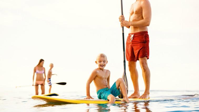 6 nasvetov, kako vzgojiti aktivne otroke in družino (foto: Shutterstock.com)