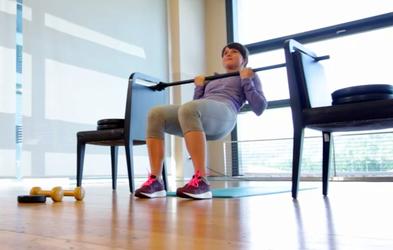Izziv s Hano Verdev: Vaje za zgornji del telesa (8. teden)