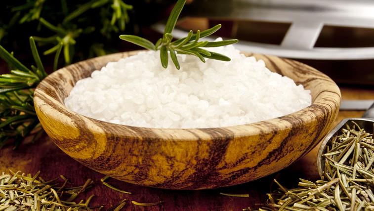 Kuhinjska proti morski soli: prednosti in slabosti, ki bi jih morali poznati (foto: Profimedia)