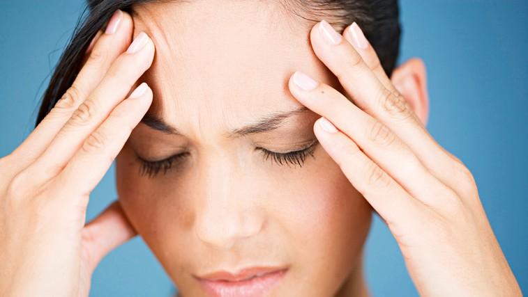 Vzroki za glavobole (foto: Profimedia)