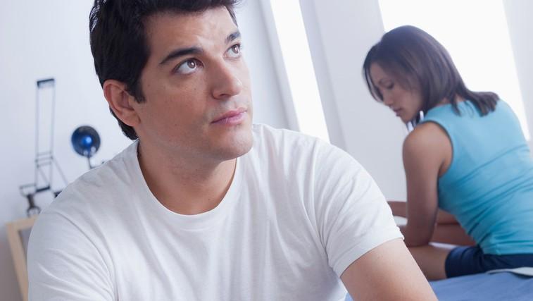 Kako lahko strah uniči partnersko zvezo (foto: Profimedia)