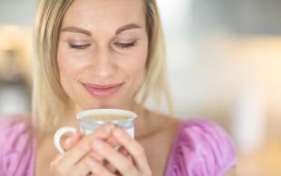 Ne zdržite diete? Pomagajte si z zelenim čajem!