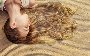 Poleti potrebujejo lasje še bolj skrbno nego