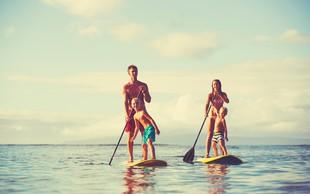 13 dobrih razlogov, zakaj se morate to poletje spraviti na SUP