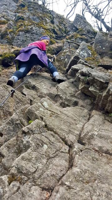 Maja Kuzma: Kako kot gluha oseba doživljam gore
