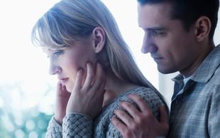 Kako se znebiti strahu pred ločitvijo?