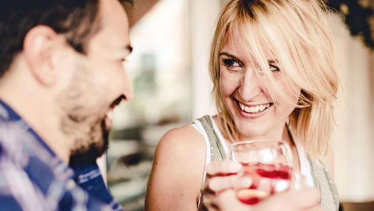 Kako veste, da moškega zanimate? (foto: Shutterstock)