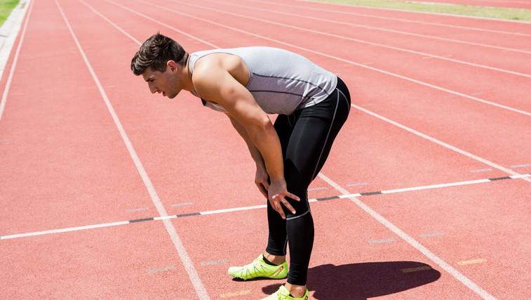 Prikrit vzrok za bolečine pri tekačih (foto: Profimedia)