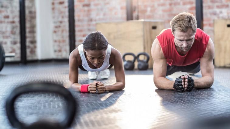 VIDEO: Izziv za vaše trebušne mišice (foto: Profimedia)
