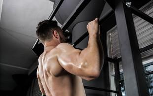 Top trening za moč in povečanje mišične mase