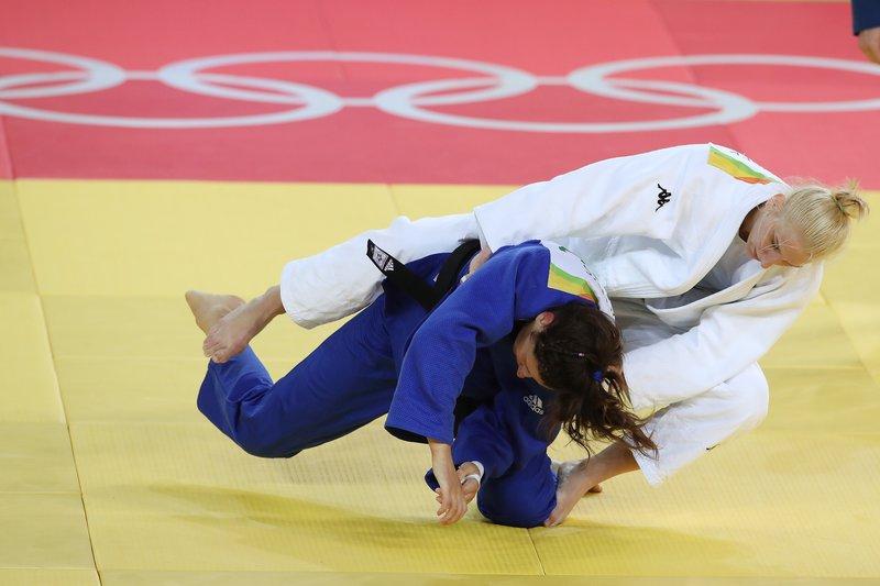 Anamari Valenšek, poletne olimpijske igre Rio 2016