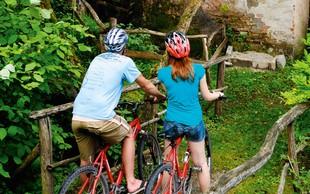 Ideja za izlet: S kolesom ob smaragdni Nadiži