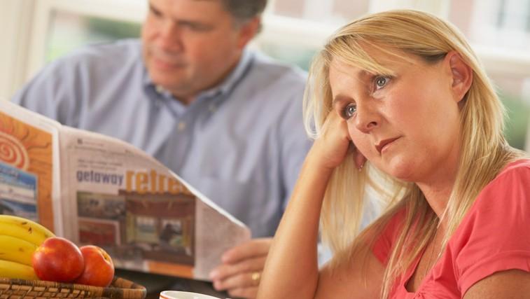 Sindrom praznega gnezda je lahko zelo nevaren za partnerski odnos (foto: Profimedia)
