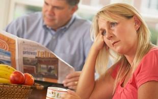 Sindrom praznega gnezda je lahko zelo nevaren za partnerski odnos
