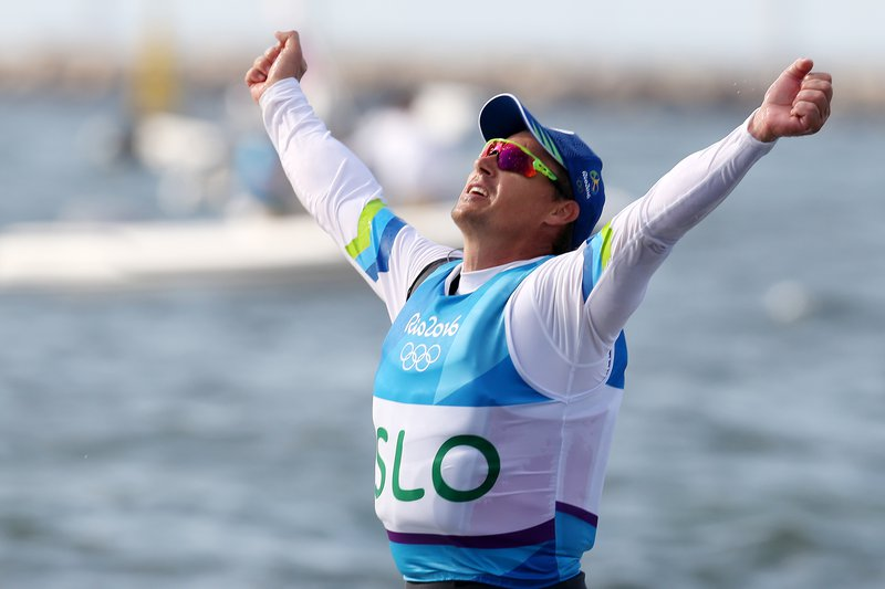 Rio 2016: Vasilij Žbogar