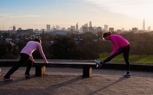 Kaj je pomembnejše: spanec ali telovadba?