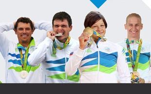 Podoživite ponosne olimpijske trenutke v družbi najboljših