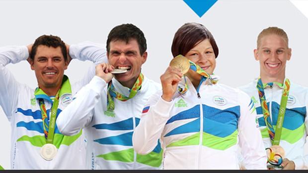 Podoživite ponosne olimpijske trenutke v družbi najboljših (foto: BTC City)