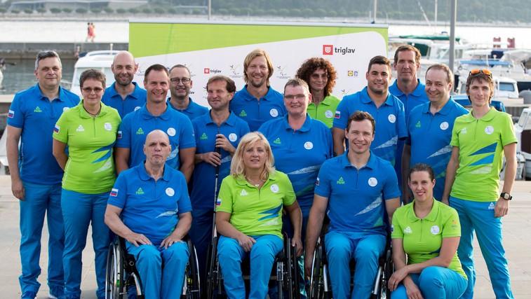 Slovenski paraolimpijci v Riu