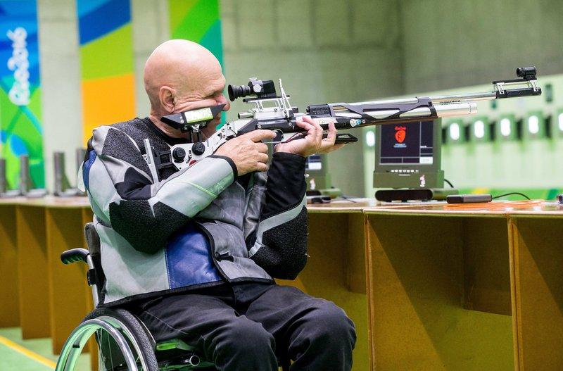Franc Pinter, Rio 2016