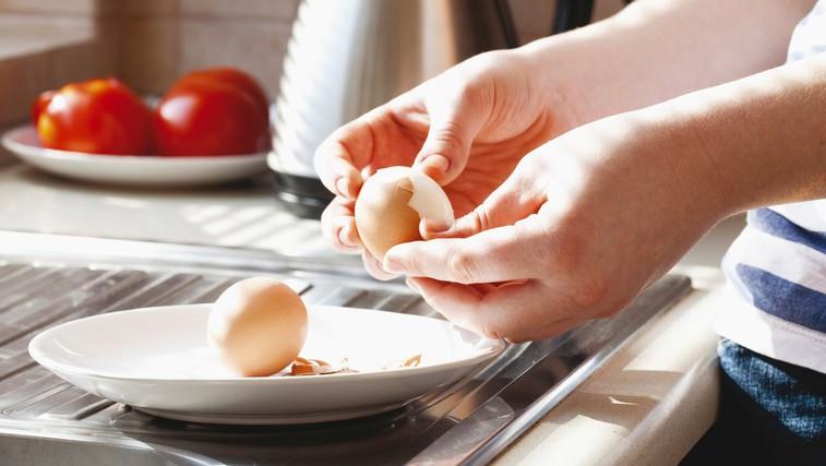 Jajčna dieta - vsak teden 1 kilogram stran (foto: Profimedia)