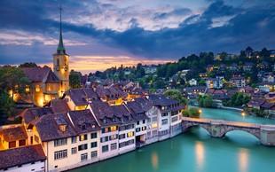 Bern - očarljivo švicarsko mesto
