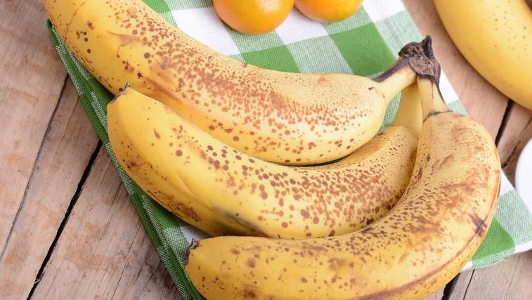 Kako lahko porabite prezrele banane (foto: Profimedia)