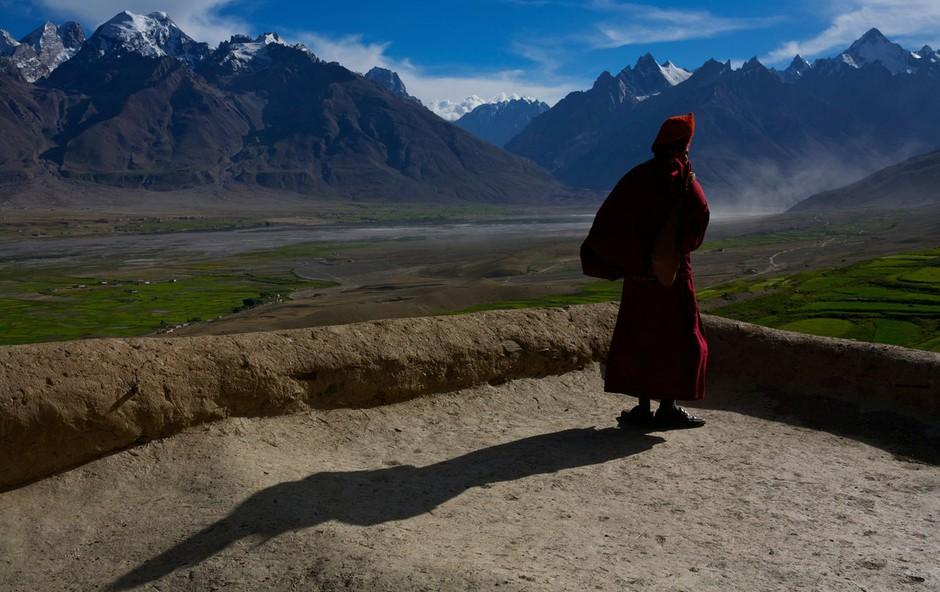Menih, ki je 9 let hodil na goro vsak dan (foto: Profimedia)