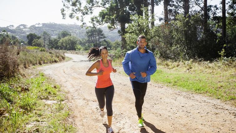 Tehnika teka: Osnovi napotki za dobro tekaško držo in sproščen tekaški korak (foto: Profimedia)