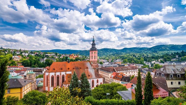 Baden-Baden - termalni biseri, bogata zgodovina in neskončni parki (foto: Shutterstock)