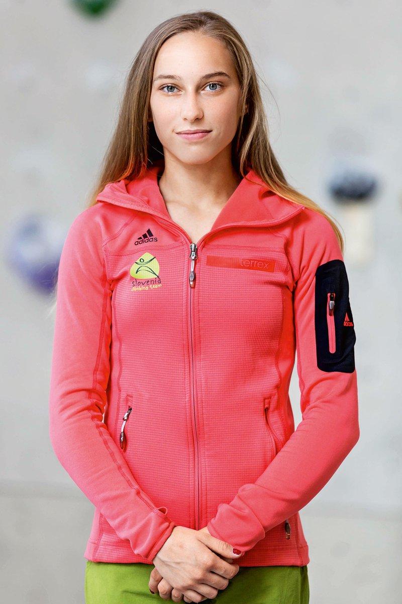 Janja Garnbret, športna plezalka