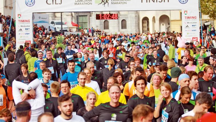 5 stvari, ki jih morate vedeti, če se prvič podajate na maraton (foto: Goran Antley)