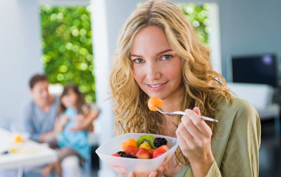 Hrana proti staranju (foto: Profimedia)