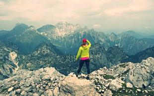 Skozi oči blogerke: Jesensko planinarjenje na Rombon