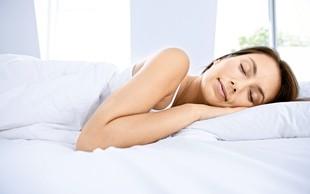 Najboljša domača zdravila za trden spanec