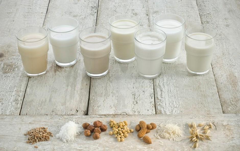 7 načinov, kako pripraviti nadomestek mleka (foto: Profimedia)