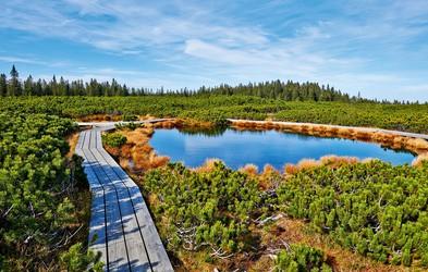Na izlet: Lovrenška jezera