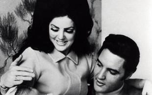 Ljubezenska zgodba: Elvis in Priscilla Presley