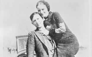 Bonnie Parker in Clyde Barrow: Zločinska Romeo in Julija