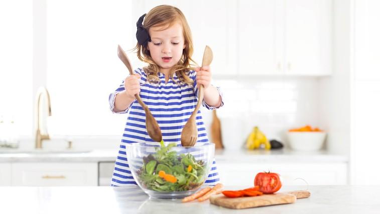Vegetarijanstvo pri otrocih - da ali ne? (foto: Profimedia)