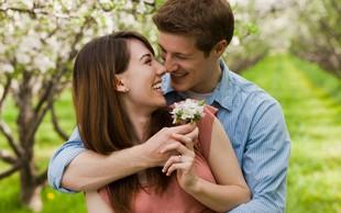 Urejen odnos omogoča spočetje