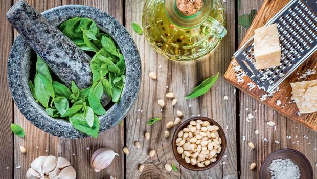 Pesto: 3 odlični recepti za pripravo slastnih različic (foto: Shutterstock)