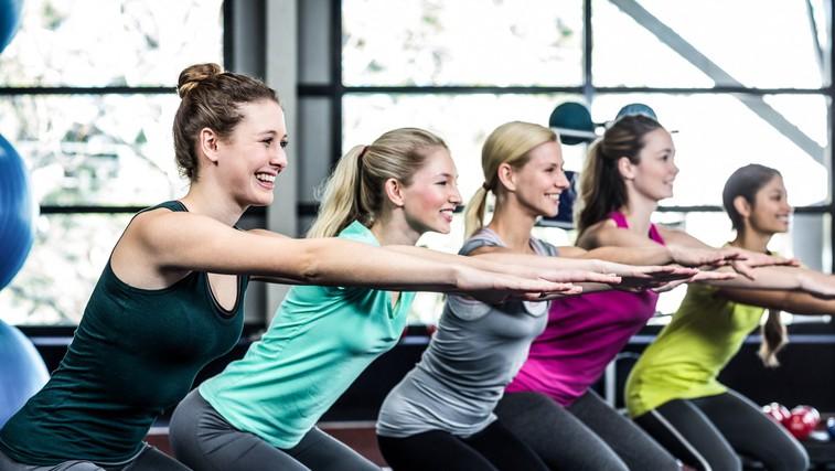 8-minutni intenzivni trening za celo telo (foto: Profimedia)
