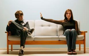 Moški, ženske, zmenkarije: kdaj in kako reči ne