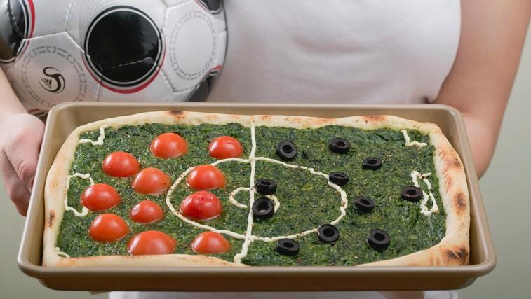 Recept: Nogometna pica (foto: Profimedia)