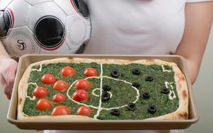 Recept: Nogometna pica