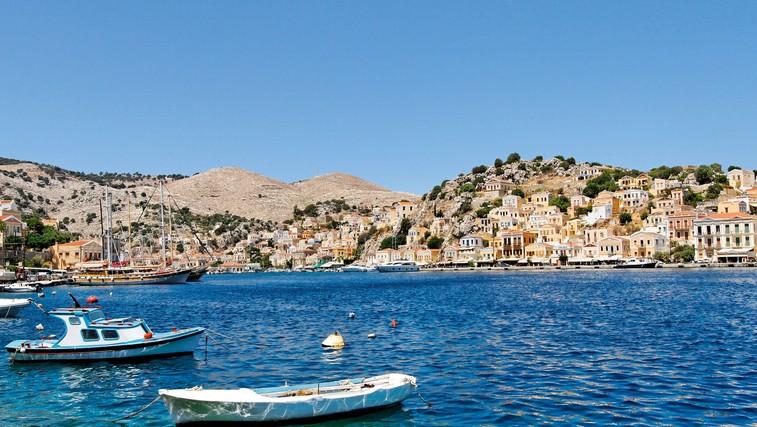 FOTO: Grški otok Tilos - kjer je vse prepuščeno popotniški iznajdljivosti in domišljiji (foto: Shutterstock, Profimedia)