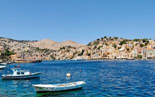 FOTO: Grški otok Tilos - kjer je vse prepuščeno popotniški iznajdljivosti in domišljiji
